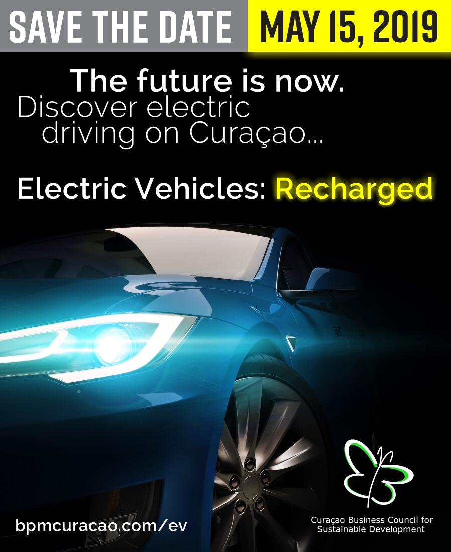 Electric Vehicle Seminar: Save the Date – MAY 2019, 15
